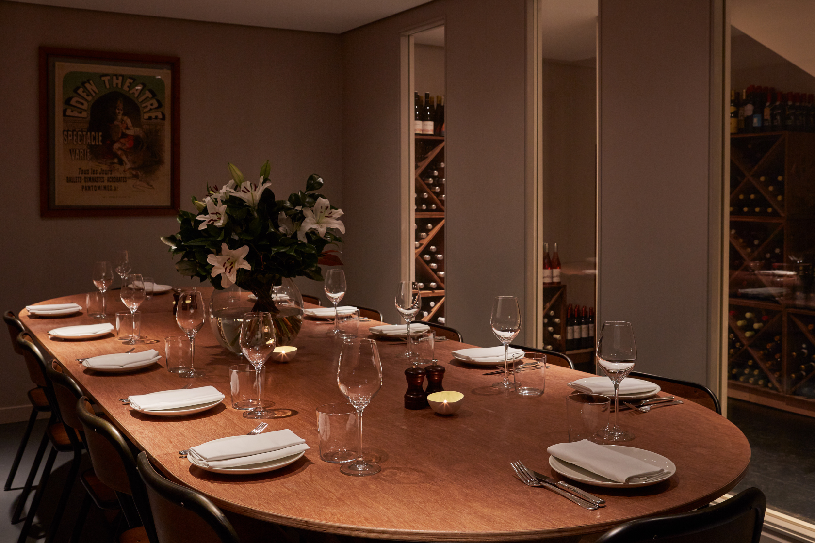 Portland restaurant for Table 52 private dining